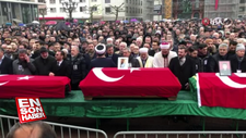 Almanya'da Türk vatandaşları için cenaze töreni