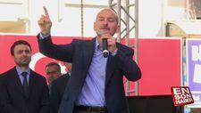 Süleyman Soylu: İran ile ortak operasyon yaptık