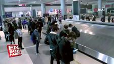 Sivas'taki öğrenciler İstanbul'a döndü