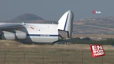 S-400 sevkiyatında 10'uncu uçak Mürted'e indi