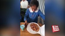 Iğdır'da bir öğretmen tüm sınıfa pizza ısmarladı