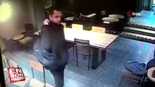 Kafede laptop hırsızlığı