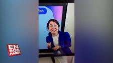 EBA TV'de ders anlatan eğlenceli öğretmen