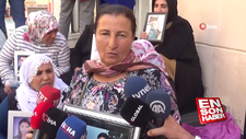 Oğlu kaçırılan anne: Artık bu hasret bitsin
