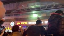 Kadıköy'de 'Ali Koç hesap verecek' sloganları