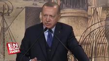 Cumhurbaşkanı Erdoğan: 2 bin 100 rejim askeri öldürüldü