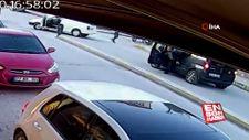 Yalova'da pompalı tüfekle saldırı kamerada