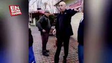 CHP'li Aksünger vatandaşa küfredip aracını üzerine sürdü