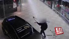 Belarus'ta baltalı saldırgan tutuklandı