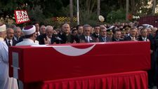 Şehit Emniyet Müdürü Mersin'de toprağa verildi