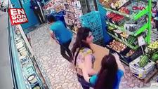 İstanbul'da markette bozuk kaymak kavgası