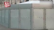 Fransa'da yağmacılara metal panelli önlem