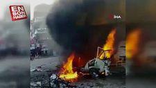 Lazkiye'de bombalı saldırı