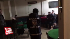 İstanbul'da kahvehane baskınları devam ediyor