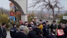 Şehit Babası, CHP yöneticilerine tepki gösterdi