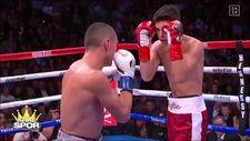Ryan Garcia ilk raundda Fonseca'yı nakavt etti