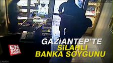 Gaziantep'te silahlı kuyumcu soygunu