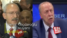 Kemal Kılıçdaroğlu, Yaşar Okuyan'ı alkışlattı
