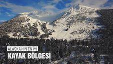 Alaska'daki en iyi kayak bölgesi: Girdwood