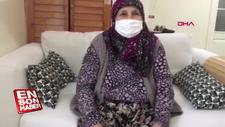 80 yaşındaki Nazmiye nine, koronavirüsü yendi
