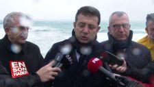 İmamoğlu: Yalvarıyorum Kanal İstanbul'dan vazgeçin