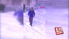 Sultanahmet Camisi'nden ayakkabı çalan şüpheli yakalandı