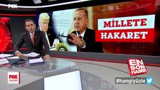 Fatih Portakal'dan Trump'a: Küstah, terbiyesiz, saygısız