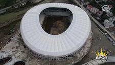 Çotanak Stadı'nda sona gelindi