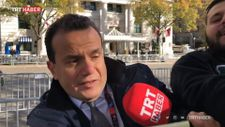 Terör yandaşlarından TRT'ye saldırı