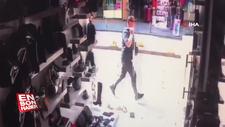 Fatih'te silahlı kavganın ardından kovalamaca yaşandı