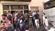 HDP'li vekil Saliha Aydeniz'den polislere hakaret