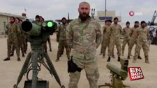 ÖSO, Azez'de askeri eğitimini tamamladı