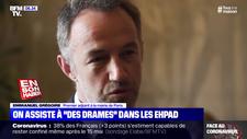 Fransa'da yaşlı hastalar tıbbi müdahale alamadan ölüyor