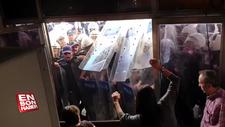 Diyarbakır'da HDP'nin işgal açıklamasına polis engeli
