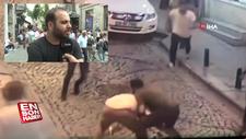 İstanbul'da alkollü magandalar esnafa saldırdı