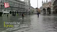 Venedik'te OHAL ilan edildi