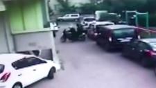 Motosikleti çaldılar, sahibini arayıp para istediler