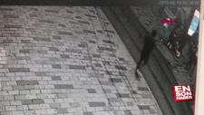 İstiklal Caddesi'nde motosikletiyle dehşet saçtı