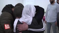 HDP önünde eylem yapan aileler evlatlarına kavuştu