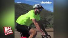 Zincirsiz ve pedalsız bisiklet