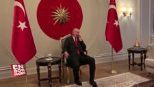Erdoğan'dan Bahçeli'ye geçmiş olsun mesajı