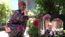 4 dil bilen Rus kadın Bursa'da çiftçilik hayalini yaşıyor