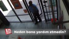 Soyguncuları yakalamak için yardım isteyen polis