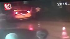 Motosikletli tacizci doktor ve hemşireye saldırdı