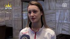 Dünya Şampiyonu Zeliha Ağrıs: Totemim yok duam var