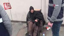 Zabıta Taksim'de dilencilere göz açtırmıyor