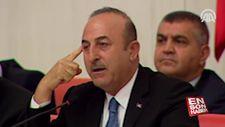 Çavuşoğlu: Esad ile çalışacağız anlamında bir şey söylemedim