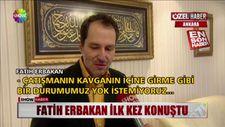 Fatih Erbakan: Binadan çıkmaları gerekiyor
