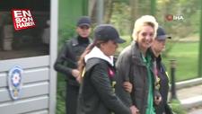 Başörtülü öğretmene saldıran kadın adliyeye sevk edildi
