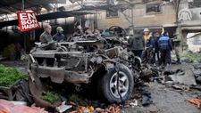 PKK'dan Afrin'de pazar yerine bomba yüklü araçla saldırı